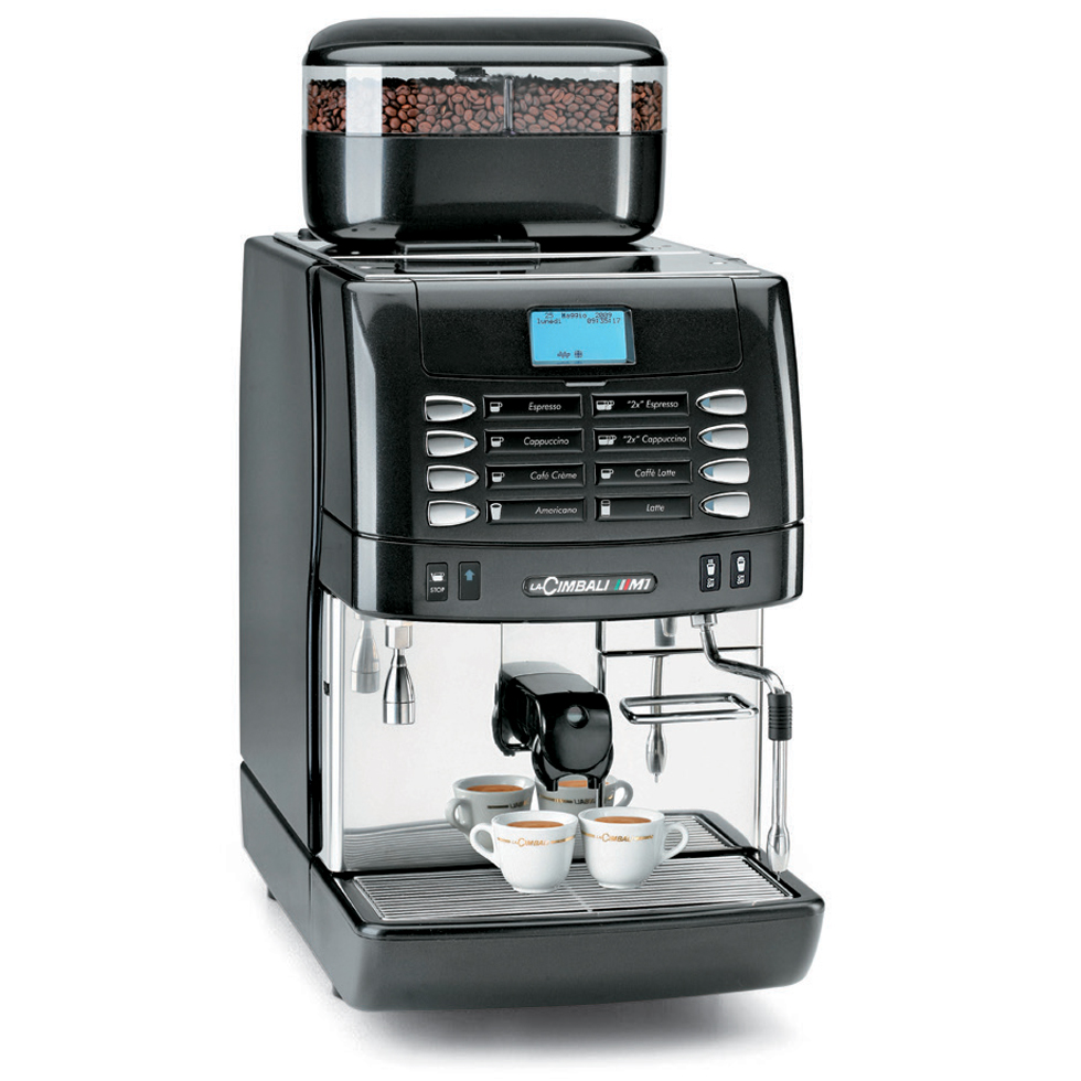 m1 superautomatic espresso machines la cimbali