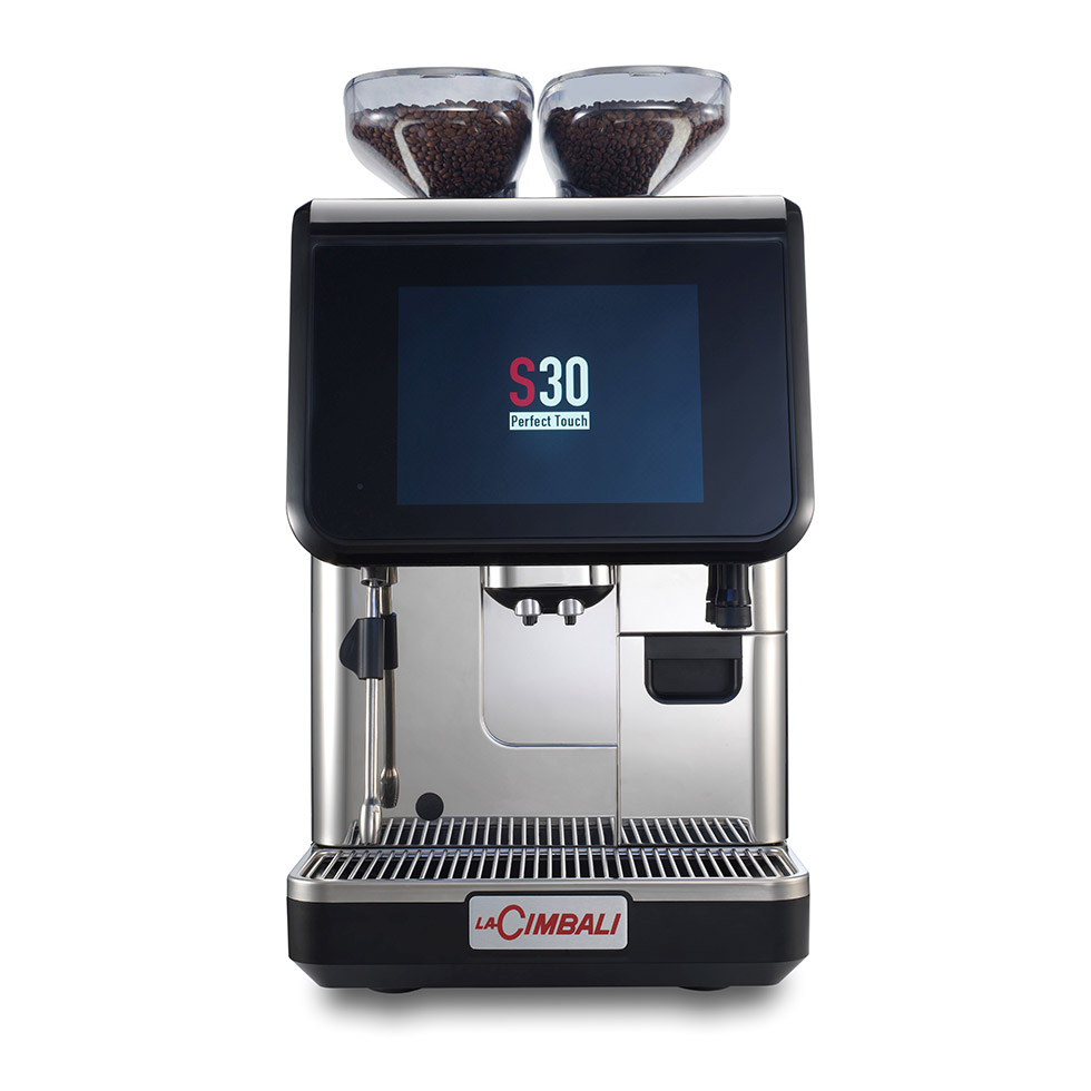 s30 superautomatic espresso machines la cimbali. Black Bedroom Furniture Sets. Home Design Ideas