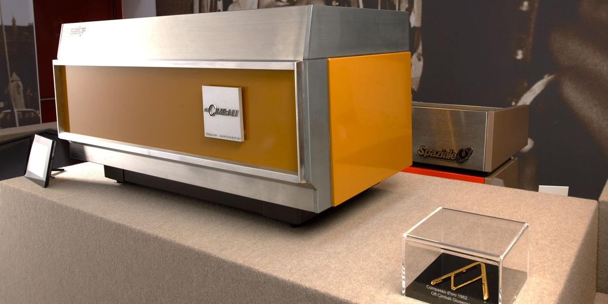 Professional espresso coffee machines | La Cimbali