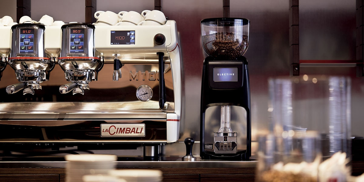 Professional espresso coffee machines | La Cimbali